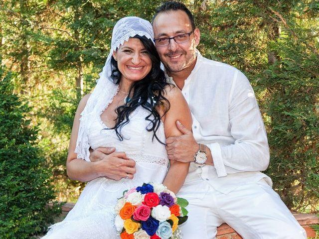 La boda de Gema y Juan Carlos