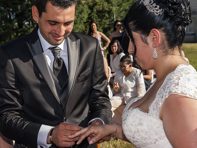 La boda de Eduardo y Aroa en Cáceres, Cáceres 1