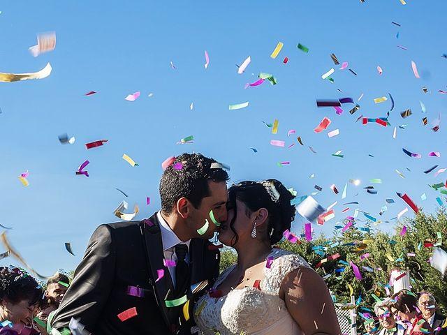 La boda de Eduardo y Aroa en Cáceres, Cáceres 5