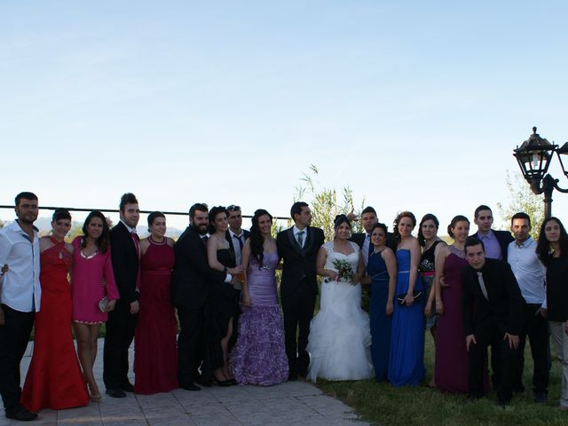 La boda de Eduardo y Aroa en Cáceres, Cáceres 13