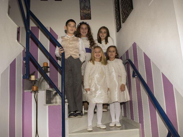 La boda de Pepe  y Nandy en La Albuera, Badajoz 1