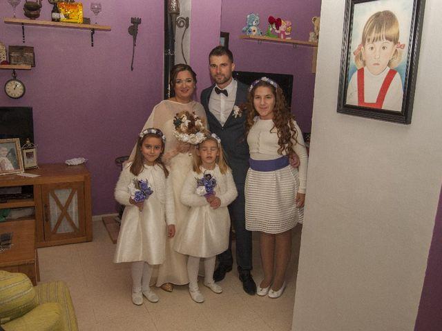 La boda de Pepe  y Nandy en La Albuera, Badajoz 2