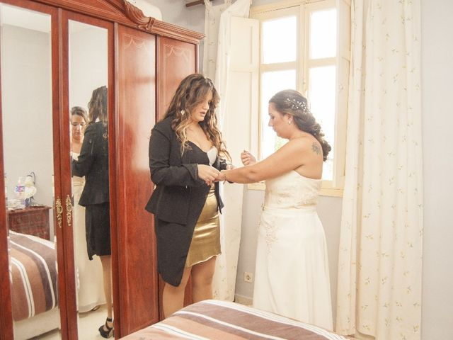 La boda de Pepe  y Nandy en La Albuera, Badajoz 3