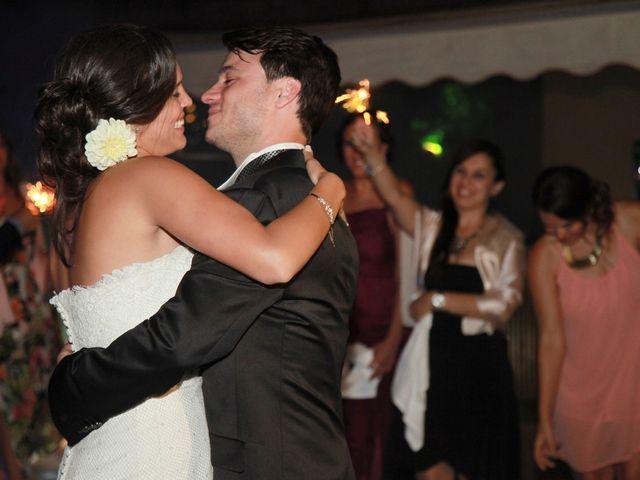 La boda de Marc y Laura en Platja D'aro, Girona 8