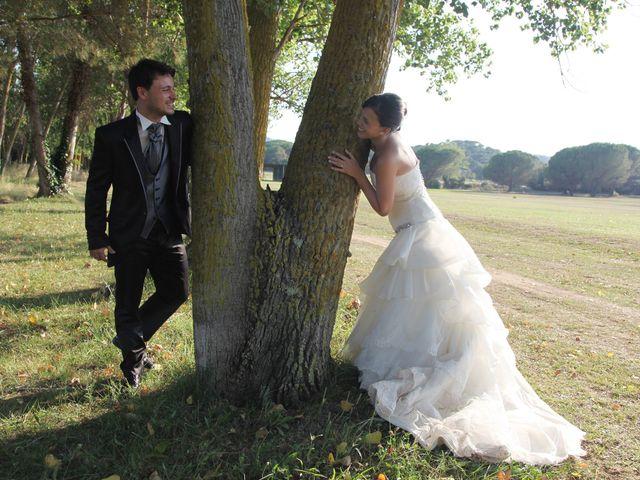 La boda de Marc y Laura en Platja D'aro, Girona 11