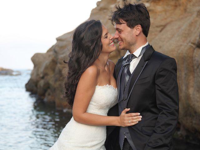 La boda de Marc y Laura en Platja D'aro, Girona 14