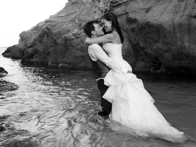 La boda de Marc y Laura en Platja D'aro, Girona 15