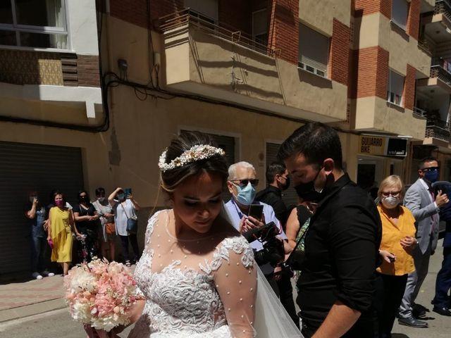 La boda de Jose y Lorena  en Ibi, Alicante 3