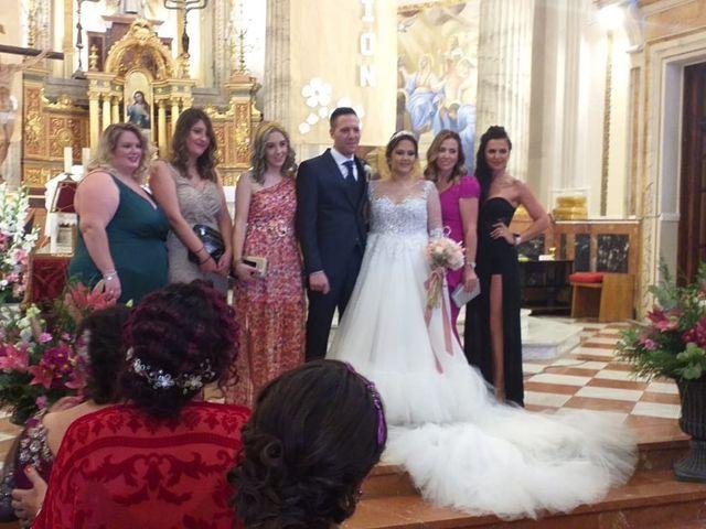 La boda de Jose y Lorena  en Ibi, Alicante 1