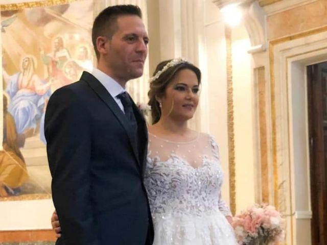 La boda de Jose y Lorena  en Ibi, Alicante 4