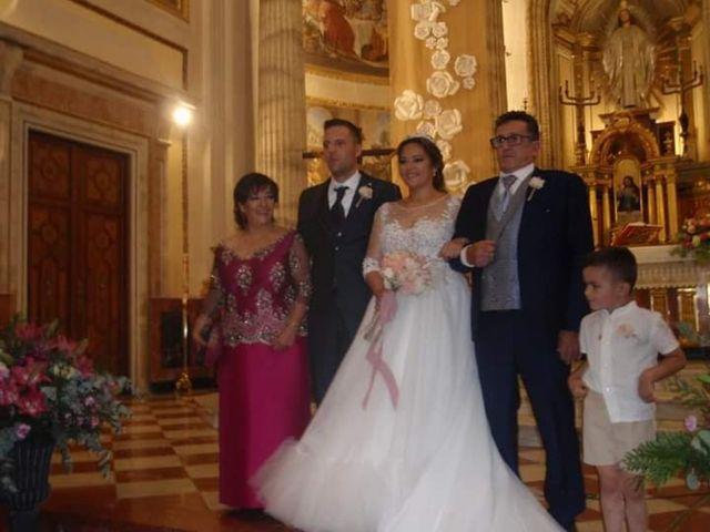 La boda de Jose y Lorena  en Ibi, Alicante 5