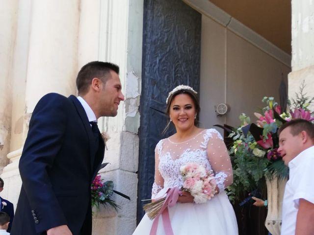 La boda de Jose y Lorena  en Ibi, Alicante 8