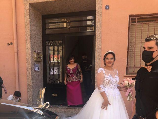 La boda de Jose y Lorena  en Ibi, Alicante 9