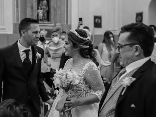 La boda de Jose y Lorena  en Ibi, Alicante 15