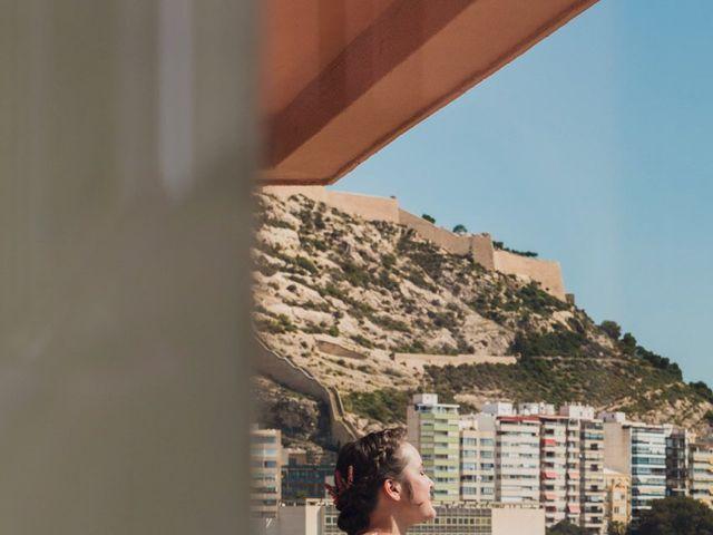 La boda de Andrea y Sara en Alacant/alicante, Alicante 19