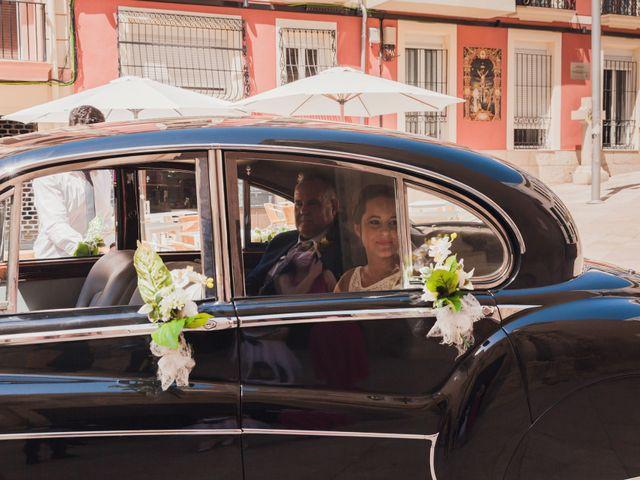 La boda de Andrea y Sara en Alacant/alicante, Alicante 22