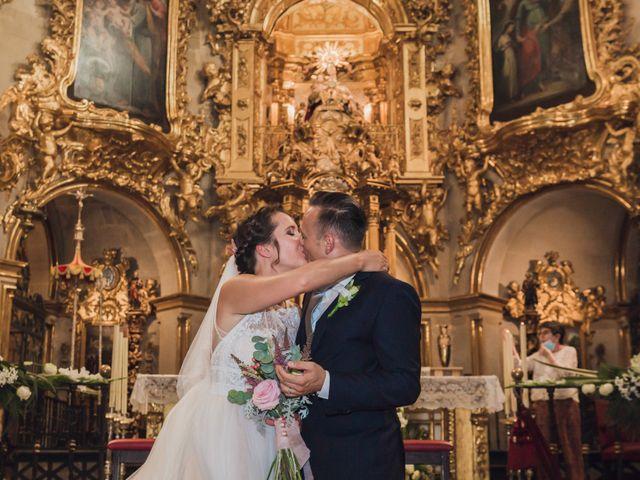 La boda de Andrea y Sara en Alacant/alicante, Alicante 29