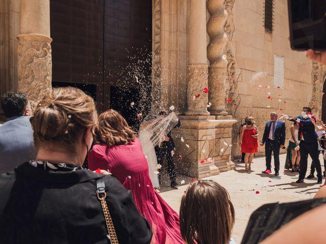 La boda de Andrea y Sara en Alacant/alicante, Alicante 31