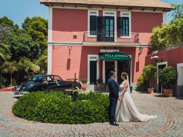 La boda de Andrea y Sara en Alacant/alicante, Alicante 1