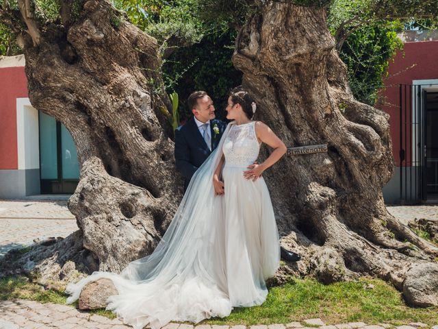 La boda de Andrea y Sara en Alacant/alicante, Alicante 34