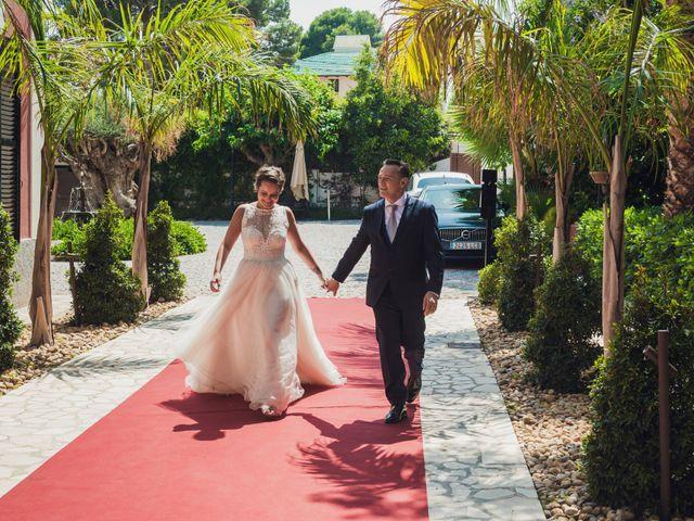 La boda de Andrea y Sara en Alacant/alicante, Alicante 38