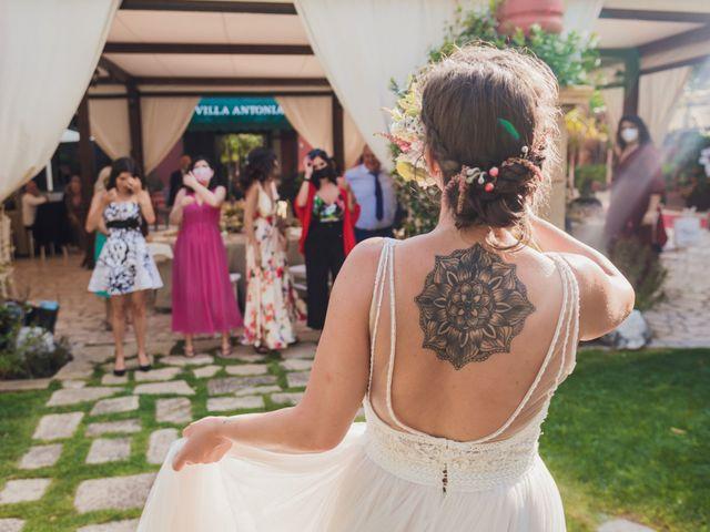 La boda de Andrea y Sara en Alacant/alicante, Alicante 41