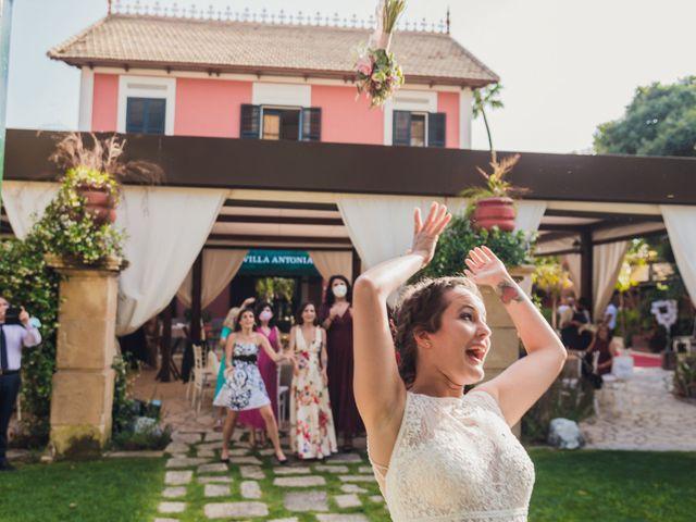 La boda de Andrea y Sara en Alacant/alicante, Alicante 42