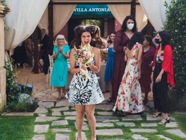 La boda de Andrea y Sara en Alacant/alicante, Alicante 43