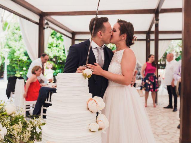 La boda de Andrea y Sara en Alacant/alicante, Alicante 45