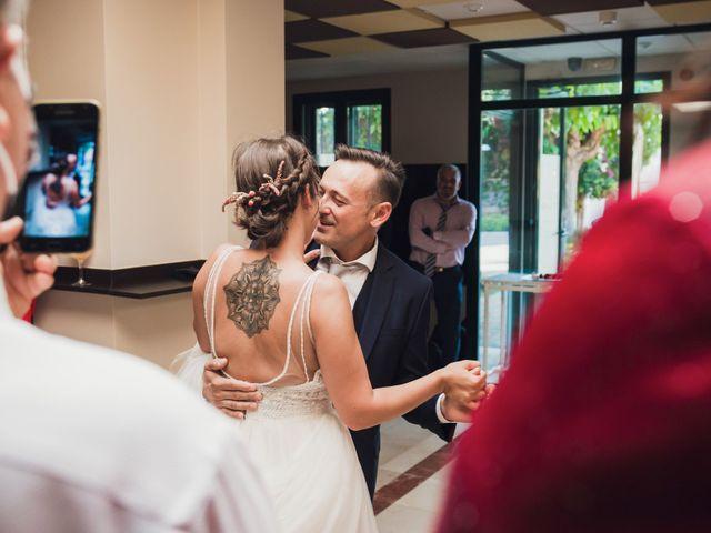 La boda de Andrea y Sara en Alacant/alicante, Alicante 47