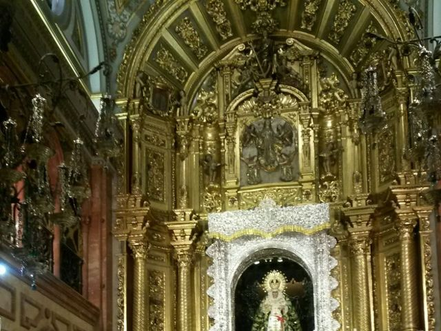 La boda de Fabián y Elena en Dos Hermanas, Sevilla 2