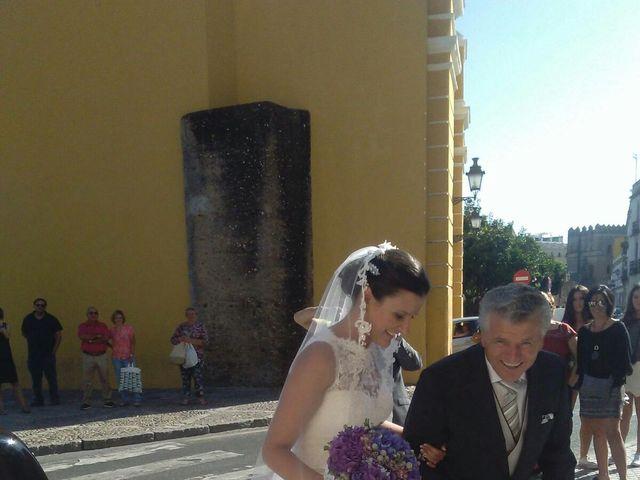 La boda de Fabián y Elena en Dos Hermanas, Sevilla 3