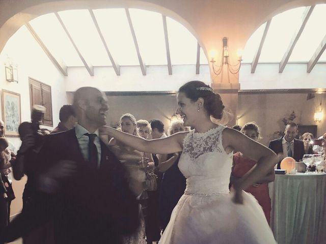 La boda de Fabián y Elena en Dos Hermanas, Sevilla 5