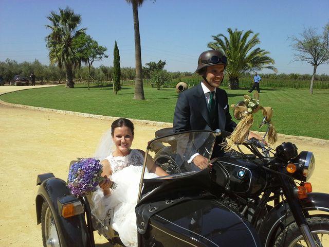 La boda de Elena y Fabián