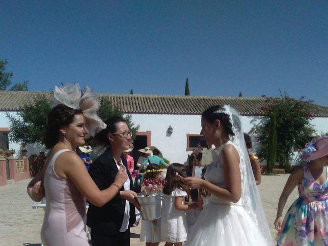 La boda de Fabián y Elena en Dos Hermanas, Sevilla 8