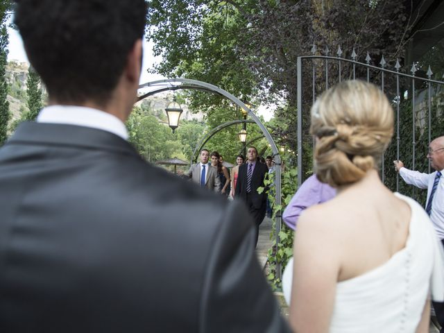 La boda de Alfredo y Yolanda en Cuenca, Cuenca 13