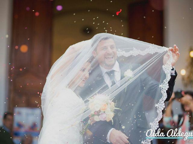 La boda de Jesús y Estefanía en Almoradí, Alicante 1