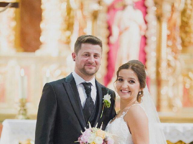 La boda de Jesús y Estefanía en Almoradí, Alicante 3