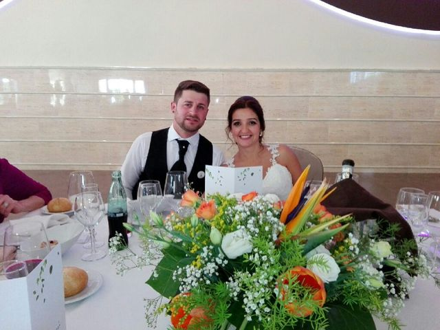 La boda de Jesús y Estefanía en Almoradí, Alicante 13
