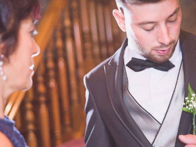 La boda de Sergio y Ainhoa en Carracedelo, León 5