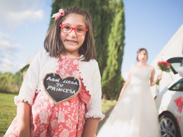 La boda de Sergio y Ainhoa en Carracedelo, León 14