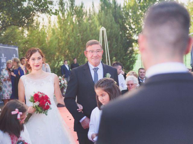 La boda de Sergio y Ainhoa en Carracedelo, León 16
