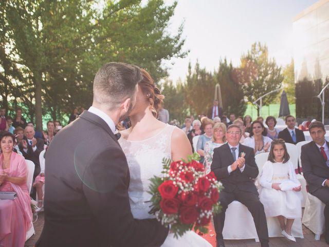 La boda de Sergio y Ainhoa en Carracedelo, León 19