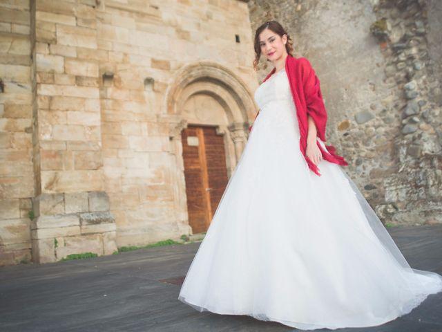 La boda de Sergio y Ainhoa en Carracedelo, León 21