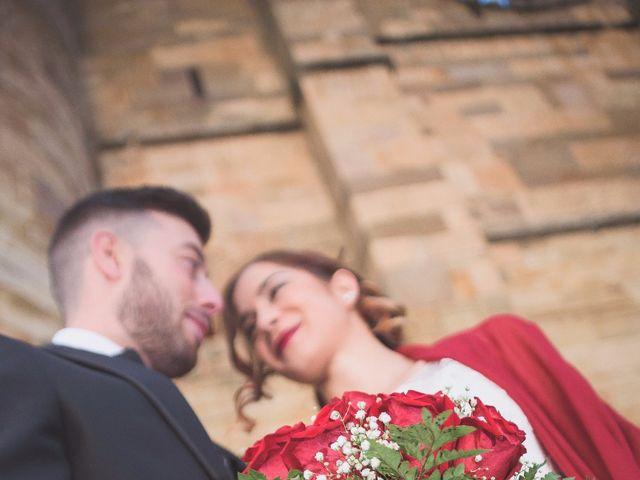 La boda de Sergio y Ainhoa en Carracedelo, León 22