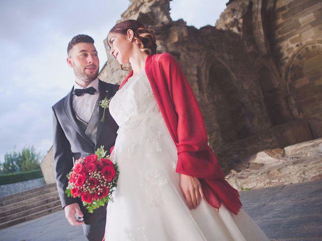 La boda de Sergio y Ainhoa en Carracedelo, León 23