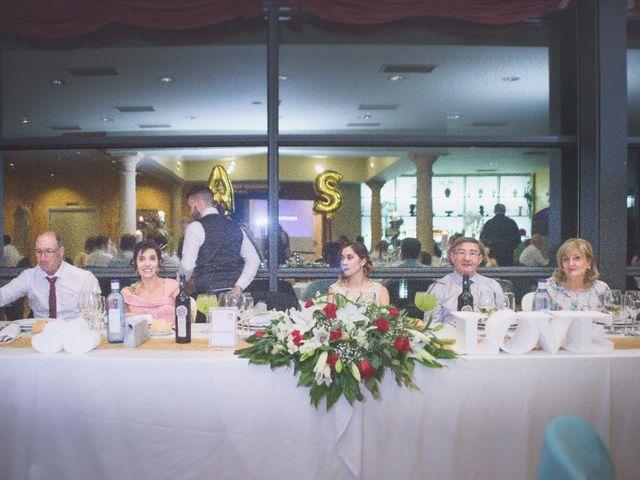 La boda de Sergio y Ainhoa en Carracedelo, León 27