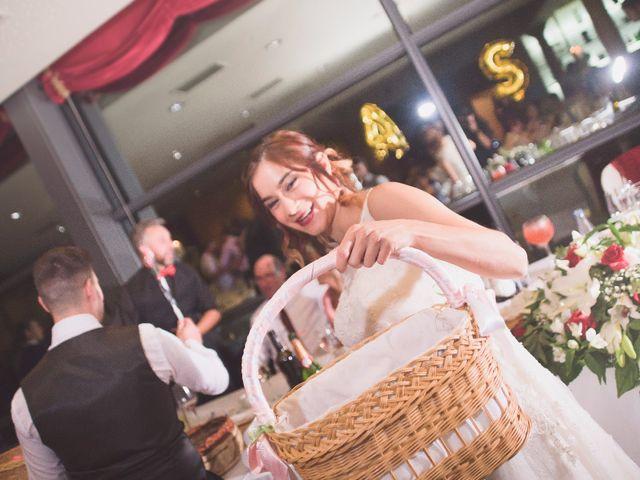 La boda de Sergio y Ainhoa en Carracedelo, León 31