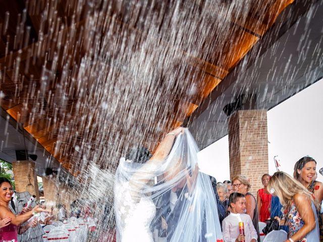 La boda de Maite y Adrián