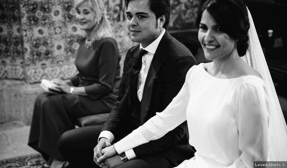 La boda de Alberto y Olga en Plasencia, Cáceres